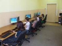 Nowa pracownia EFS 2008