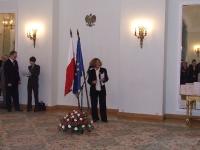 Gala Przedsiębiorczości w Pałacu Prezydenckim 28.11.2008