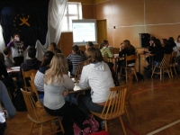 Warsztaty dla maturzystów Europass 2008