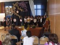 Zakończenie roku szkolnego w klasach III 2009