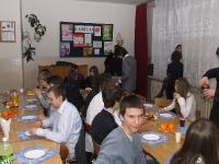 Wigilia szkolna 2009