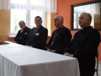 Spotkanie z abp Wacławem Depo 2013