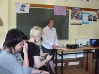 Uczniowie z IILO wolontariuszami w projekcie MOPS-u
