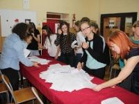 Symulacja wyborów 2014