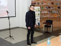 Powiatowy  Konkurs  Recytatorski  im. Krzysztofa Kamila Baczyńskiego (2015)