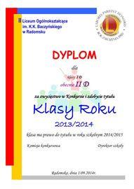 DYPLOM MALY